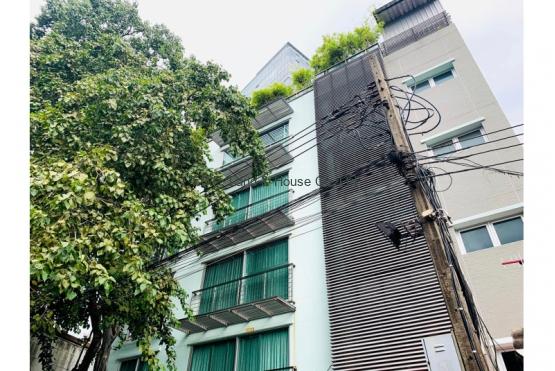 RL775, ที่ดินพร้อมสิ่งปลูกสร้าง (Service Apartment) 88.5 ตร.ว. ซ.ทองหล่อ 3